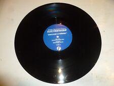 "ELECTROTHEQUE - Everyone's a winner - UK 2-track 12"" Vinyl Single - DJ Promo"