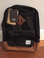NEW Herschel Supply Co. Heritage Kids Backpack Black One Size