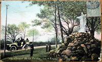 1906 Car/Auto Racing Postcard: French, 'Circuit de la Sarthe' #178
