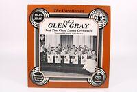 Glen Gray & The Cosa Loma Orchestra 1978 Hindsight Records 33 Vinyl Record