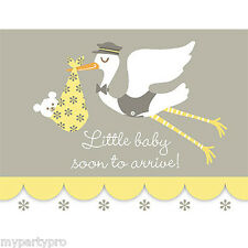 BABY SHOWER LITTLE BABY BIG LOVE INVITATION FREE SHIPPING