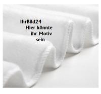 IhrBild24 1x Handtuch mit eigenen Foto Logo Motiv bedruckt Mengenrabatt .