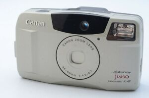 Film Test OK Ex Canon Autoboy Juno Panorama Ai AF Point & Shoot 35mm film 17598