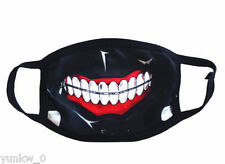 Japan Anime Tokyo Ghoul Cosplay Masks Unisex Protection Face Mask Free Shipping
