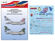 Vingtor decals 1/48 Lockheed Martin F-16AM FIGHTING FALCON # 48133