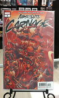 ABSOLUTE CARNAGE #5 MARVEL COMICS DONNY CATES RYAN STEGMAN NEW VF/NM