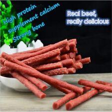 Pet Feeding Food Healthy Delicious Senior Dog Snack Beef stick 500g Dog Food