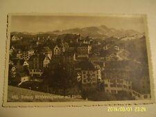 Historische Postkarte Herisau CH