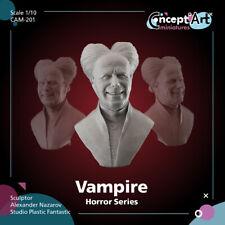 1/10 bust miniature Vampire by Alexander Nazarov resin kit