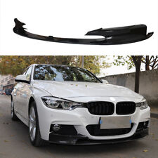 For 2012-2018 BMW F30 3 Series M Style Front Bumper Lip Body Kit Gloss Black-PP