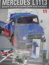 Mercedes l 1113/1966 * Nº 11 * coleccionista kit 1:12