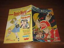 GAME OVER VIDEOGIOCHI A FUMETTI N°2 GIUGNO 1997 STREET FIGHTER II V