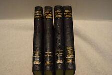 Vintage Set Of 4 Public Speaking Library Books, R. E. Pattison Kline, 1916