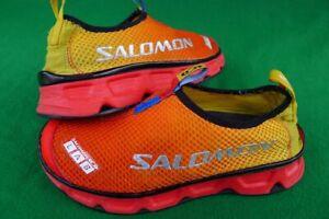 ❀ Salomon LAB RX SLIDE Gr. 40,5 Trainer Jogging Walking Sneaker Sportschuhe ❀