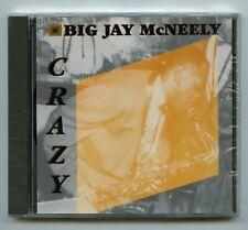 R&B CD - Big Jay McNeely - Crazy - Saxophile # SCD-105