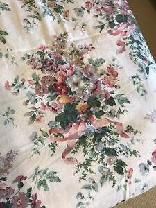 Croscill Floral Shower Curtain