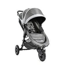 Baby Jogger 2017 City Mini GT All Terrain Stroller Pram - Steel Gray - Brand New