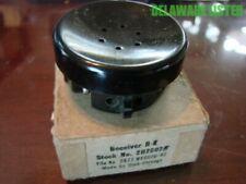 Vintage Military Radio Phone Headset Ear Receiver Speaker Utah-Chicago NOS MIB