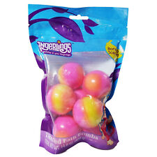 WowWee Fingerlings Banana Scented Bright Pink and Yellow Bath Bombs for Kids