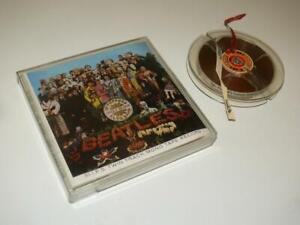 Twin Track 3¾ Reel to Reel ~ The Beatles ~ Sgt. Pepper's Lonely Hearts Club Band