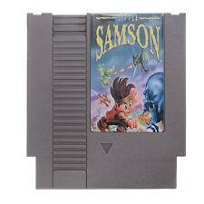 Little Samson 72 Pin 8 Bit Game Card Integrated Game Cartridge USA Version