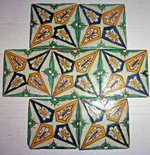 7 Beautiful Vintage 1930s California Tiles