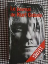 Le journal de Kurt Cobain (Leader Nirvana) 2002 - 287 p.