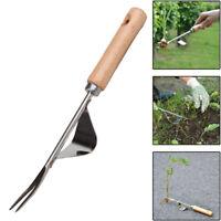 Hand Weeder Weeding Weed Dandelion Remover Puller Tool Fork Lawn Garden Tools CN