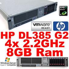 ProLiant DL Firmennetzwerke Server mit (RAM) 8GB Speicherkapazität