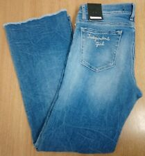 Replay Carlida Cropped Flare Women's Jeans Size 28 Waist 28 Length