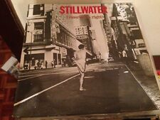 "STILLWATER - I RESERVE THE RIGHT 12"" LP SPAIN SOUTHERN ROCK CLASSIC"