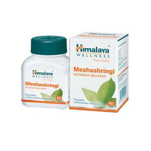 Himalaya Wellness MESHASHRINGI Pure Herbs 60 Tablets   Ayurveda   Free Shipping