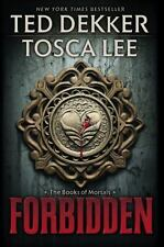 Forbidden The Books of Mortals by Tosca Lee & Ted Dekker ( New 2011 Hard Cover )