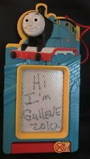 Fisher Price Doodling Drawing Magnetic Board 2010 Mattel Gullene