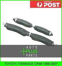 Front For Toyota Townace Kr4# 1996-2004 Pad Kit Disc Brake