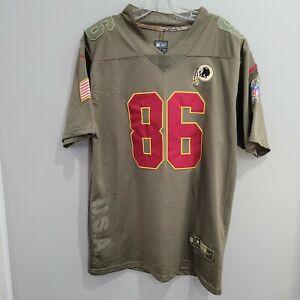 Nike NFL Washington Redskins Jordan Reed 86 Sakute to Service Jersey Mens M Sewn
