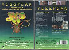 Yes. Yesspeak (2003) DVD