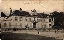 CPA   Pontoise - L'Hote de Ville  (519327)