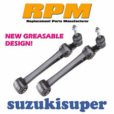 PAIR Ford Territory TX SX 2WD AWD Front L&R Lower Control Arms GREASABLE DESIGN!