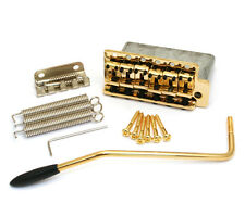"Gold 6-point 2-3/16"" Tremolo Kit for Vintage Fender Strat® SB-0200-002"