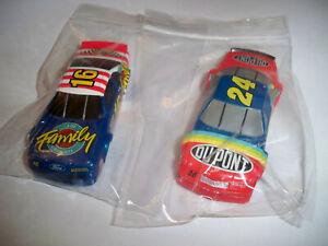HO Lifelike dupont & Family channel bodies slot car unused