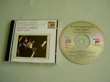 MOZART Sonata for Two Pianos/SCHUBERT Fantasia Perahia Lupu CD album
