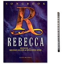 Rebecca Das Musical Songbook - mit Piano-Bleistift - 9990000429585