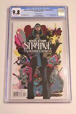 Doctor Strange Sorcerers Supreme #1 Rodriguez Variant CGC 9.8 NM/MT 1st Kushala