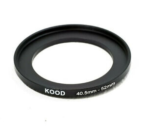 Kood Stepping Ring 40.5mm-52mm Step Up ring 40.5 - 52mm 40.5mm to 52mm ring