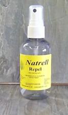 Insect Repellent Spray,Lemongrass,TeaTree,Neem,Pocket Size,Natural,100ml,oils
