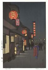 Yoshida Toshi - #018501   Hyoroku - Japanese Woodblock Print