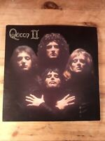 Queen - Queen II 1974 UK LP EMI EMA 767 4U/4U Freddie Mercury Vinyl Record