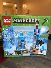 LEGO Minecraft The Ice Spikes 21131 - Brand new, Sealed