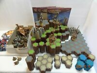 HeroScape The Battle Of All Time Master Set Rise Of The Valkyrie Plus More 406
